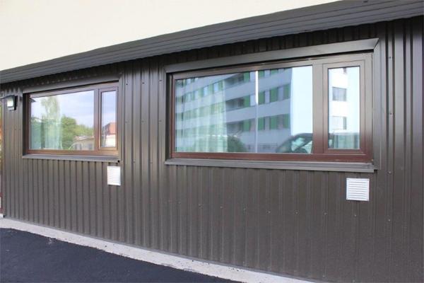 холодные алюминиевые окна в спб